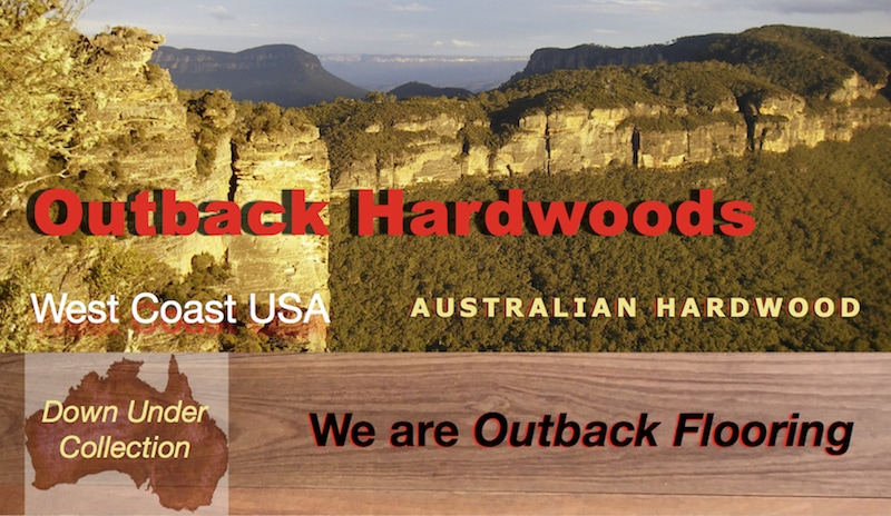 Picture - Outback Hardwoods brand image. Copyright Ranna® Arts Incorporated (LLC), © 2017. All rights reserved.