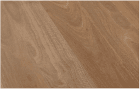 Photo: Engineered Spotted Gum flooring from Hurford Hardwoods USA