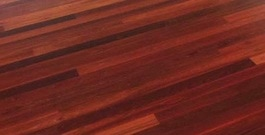 Photo: Jarrah milled and installed as flooring.