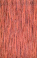 Photo: Grain & color of Jarrah wood